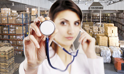 Warehouse Inventory Health Consultants in USA