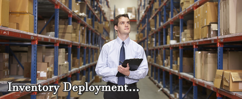 Inventory Planners, Warehouse Inventory Deployment in USA